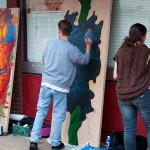 Artists on Cherokee Street in St. Louis